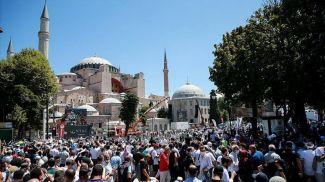 Фото агентства Anadolu