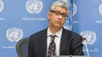 Фархан Хак. Фото ООН