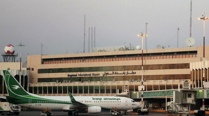 Две ракеты упали на территорию аэропорта Багдада