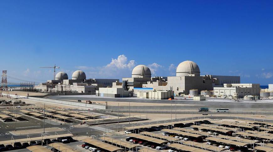 В ОАЭ заработала первая в арабском мире АЭС