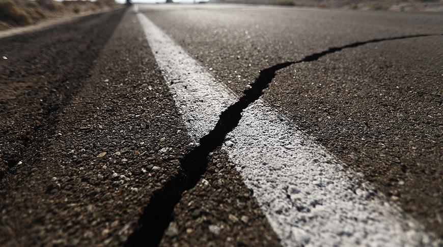 Землетрясение произошло у берегов Папуа-Новой Гвинеи