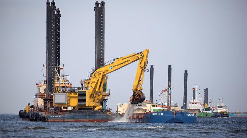 Польша наложила на 'Газпром' максимальный штраф за 'Северный поток - 2'