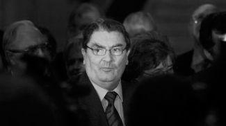 Джон Хьюм. Фото BBC