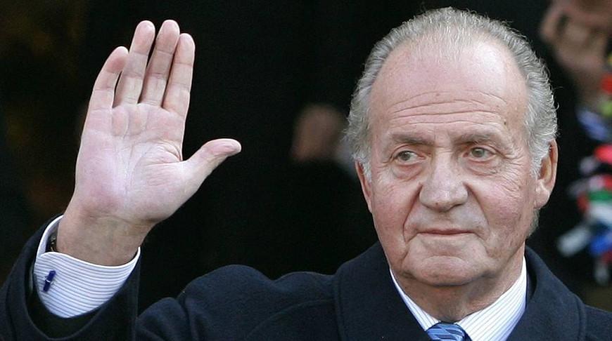 Хуан Карлос I. Фото  Reuters