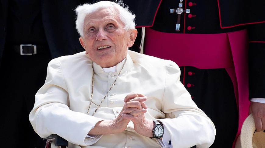 Бенедикт XVI. Фото  Reuters