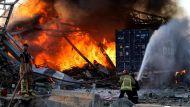 Причиной взрыва 2700 тонн селитры в порту Бейрута стали сварочные работы
