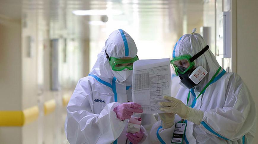 В России за сутки выявили более 5,2 тыс. заразившихся COVID-19