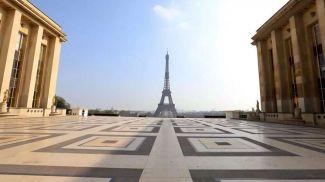 Эйфелева башня. Фото RFI