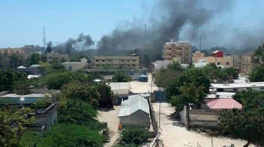В столице Сомали прогремел взрыв