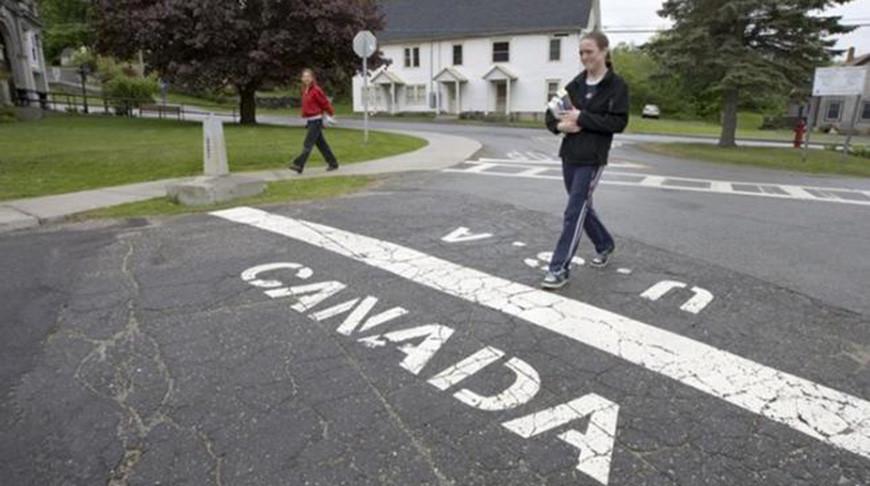 Граница Канады и США будет закрыта до 21 сентября из-за коронавируса