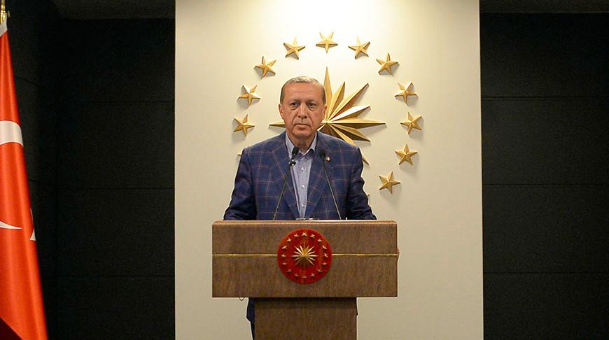 Реджеп Тайип Эрдоган. Фото из архива