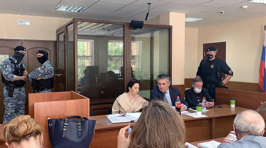 Фото пресс-службы Пресненского суда/ТАСС