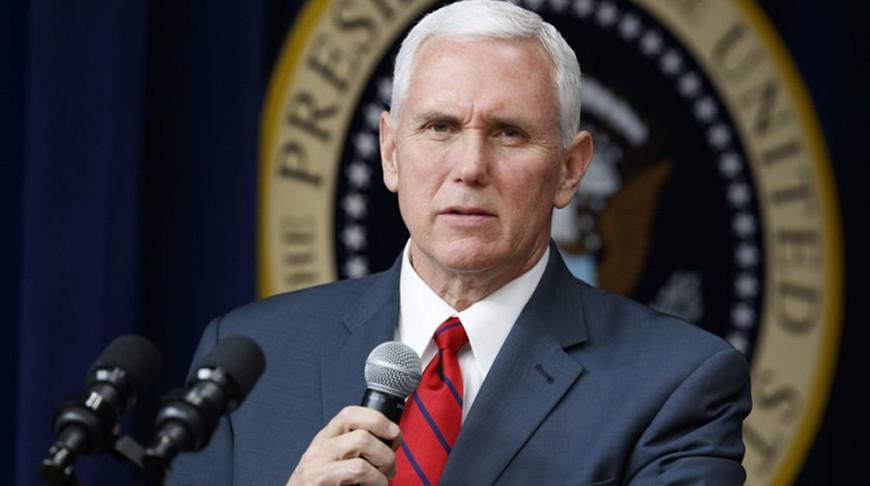 Республиканцы утвердили Майкла Пенса кандидатом в вице-президенты США