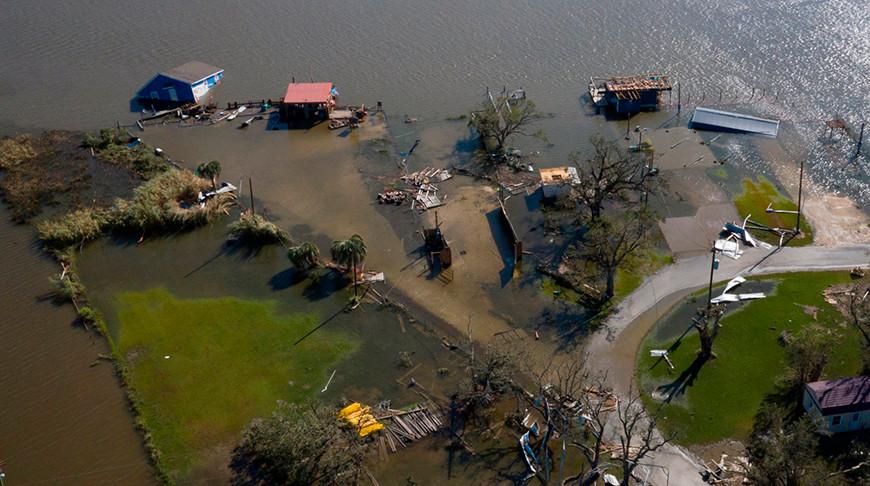 Число жертв 'Лауры' в Луизиане возросло до 6