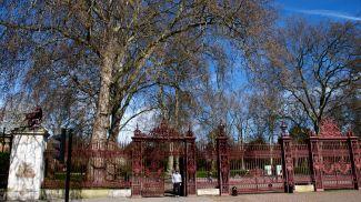 Кенсингтонские сады. Фото Global Look Press
