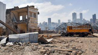 Бейрут. Фото ТАСС