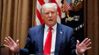 Дональд Трамп. Фото Associated Press