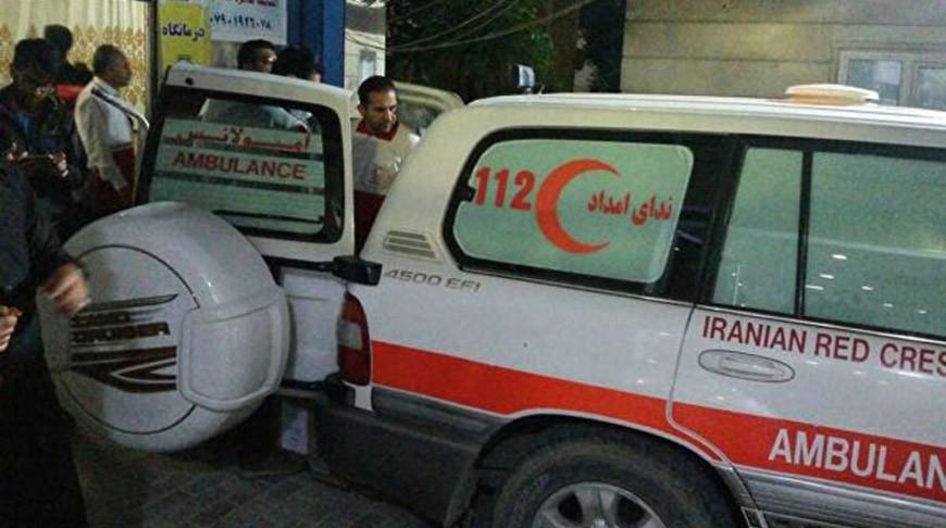 Минимум 120 человек пострадали при взрыве баллона с хлором в Иране