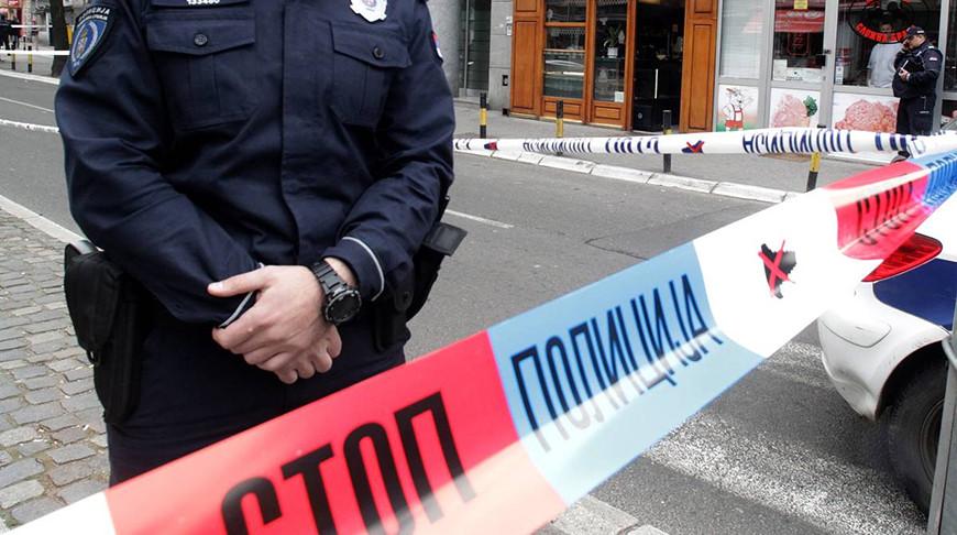 В Белграде произошла перестрелка
