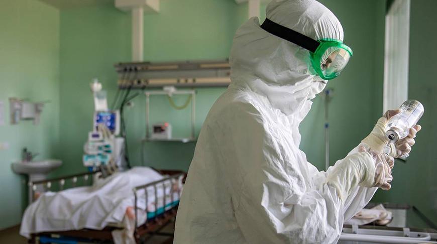 В России за сутки выявили 5099 заразившихся COVID-19