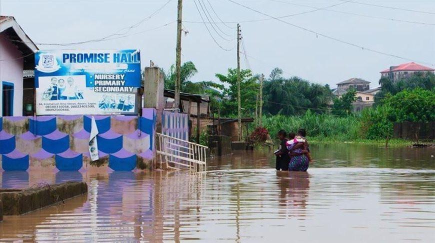 Жертвами наводнений в Нигерии стали 24 человека