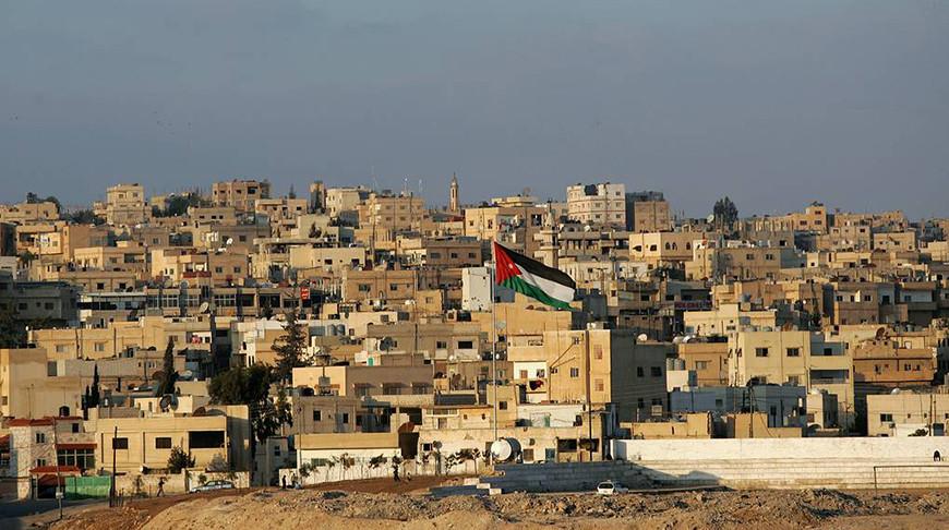 В Иордании на складе с боеприпасами прогремел взрыв