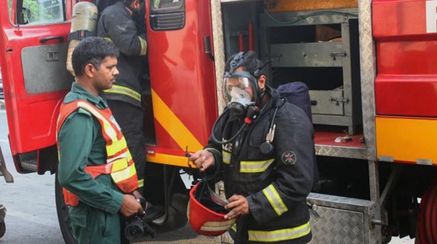 В Пакистане в жилом доме вспыхнул пожар, четыре человека погибли