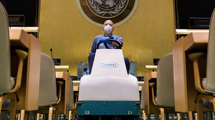 'Виртуальный' юбилей ООН. 5 фактов о предстоящей Генеральной ассамблее