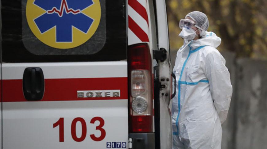 Рекордное число новых случаев COVID-19 выявили в Украине