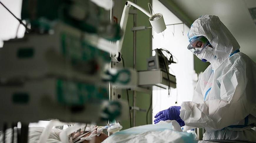 В России за сутки выявили 6065 случаев заражения коронавирусом