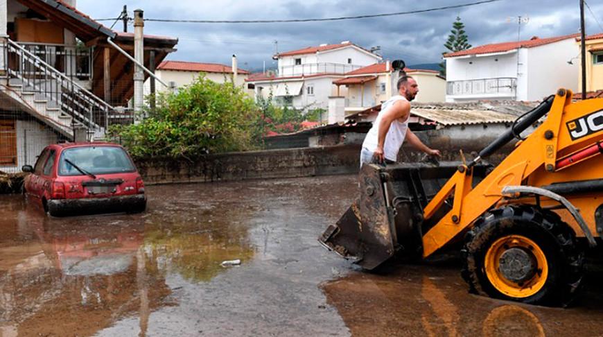 Фото Афинско-Македонского агентства новостей