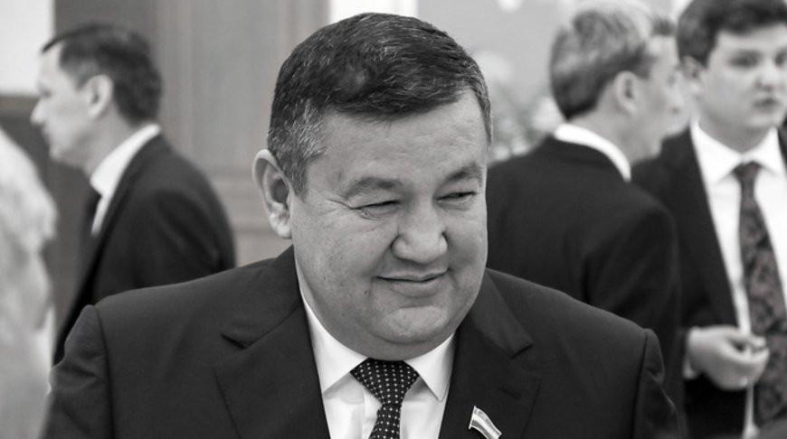 """Уктам Барноев. Фото """"Газета.uz"""""""