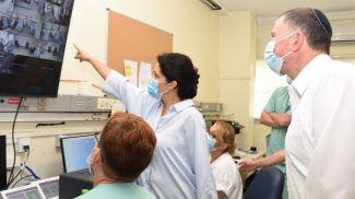 Фото Министерства здравоохранения Израиля