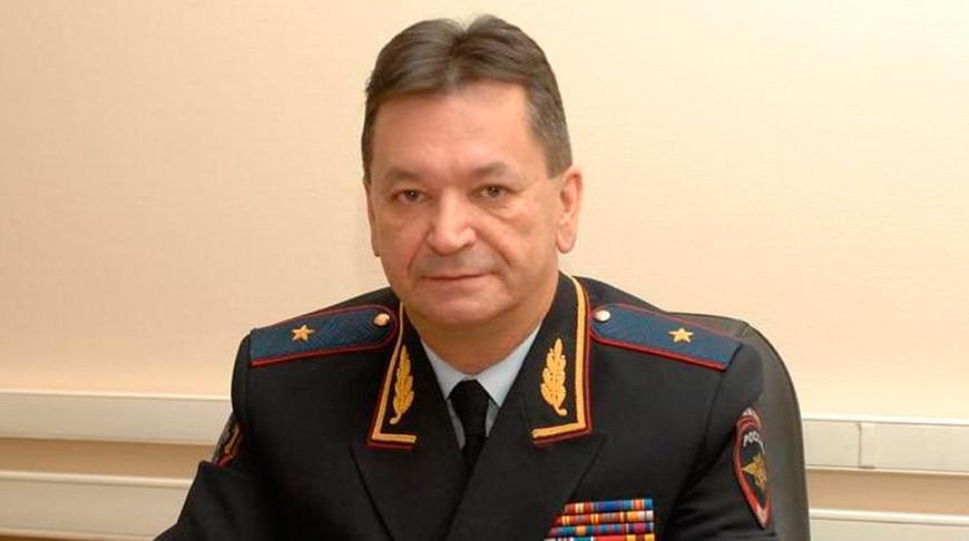 Александр Прокопчук . МВД России