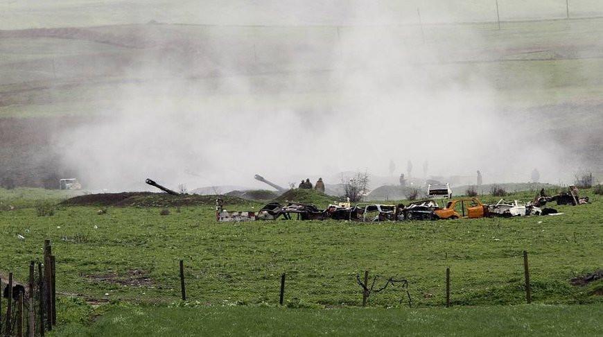 Кабмин Армении ввел военное положение в стране