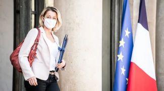 Министр экологических преобразований Франции Барбара Помпили. Фото  AFP