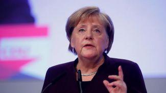 Ангела Меркель. Фото  dw.com