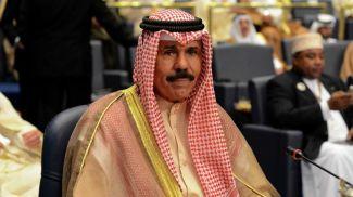 Наваф аль-Ахмед аль-Джабер ас-Сабах. Фото Globallookpress