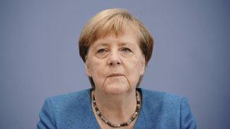 Ангела Меркель. Фото из архива AP