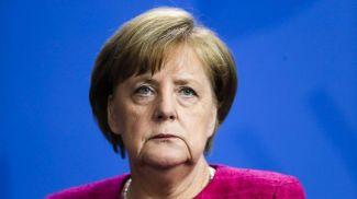Ангела Меркель. Фото ma7.sk