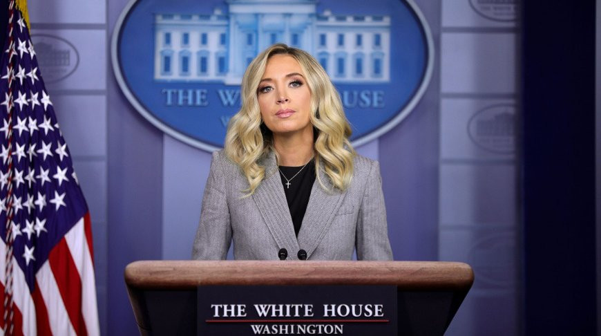Коронавирус диагностировали у пресс-секретаря Белого дома