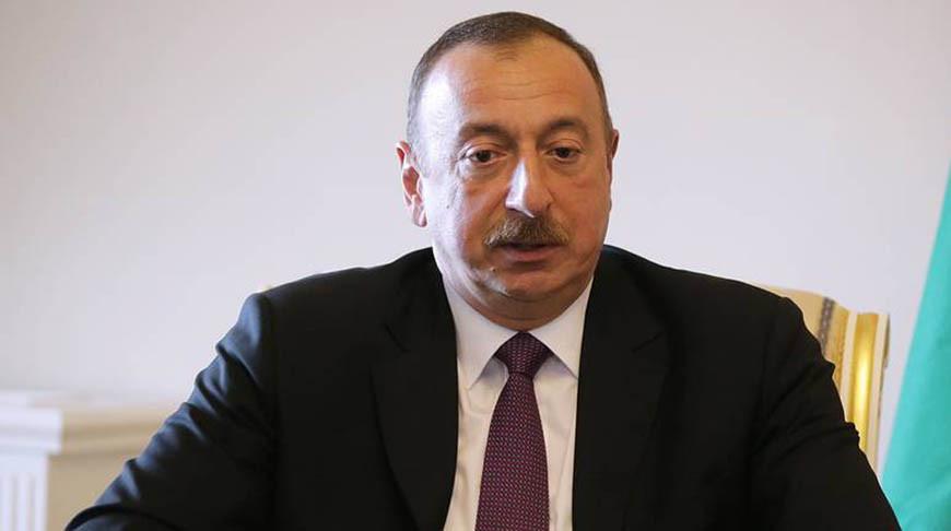 Ильхам Алиев. Фото из архива ТАСС