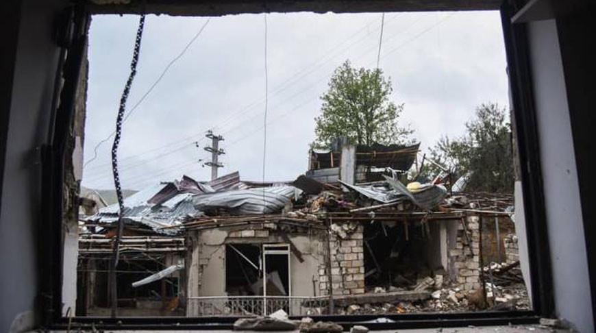 В зоне нагорнокарабахского конфликта всю ночь продолжались бои