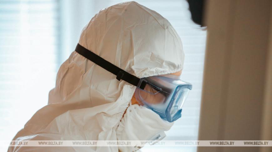 Суточный прирост числа заразившихся коронавирусом в США превысил 50 тыс.