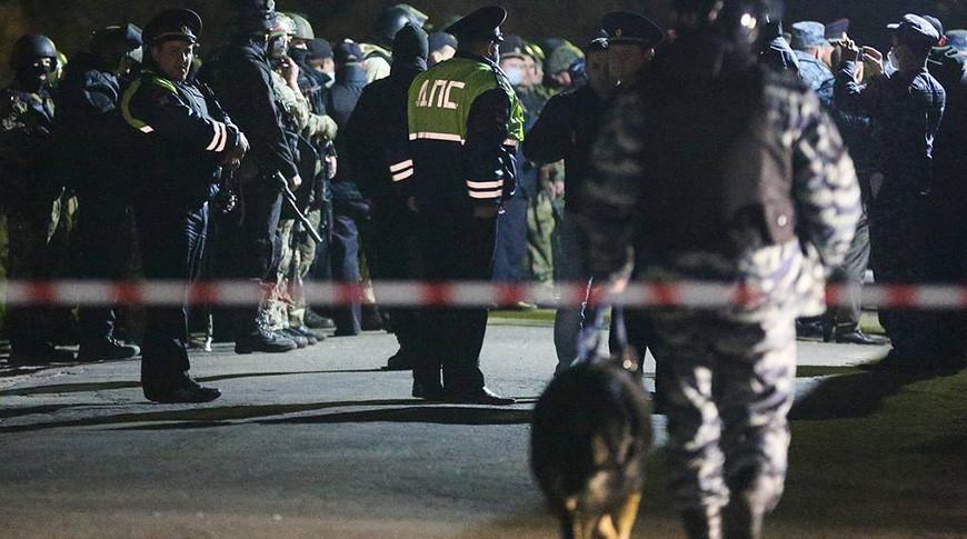 Подозреваемого в убийстве трех человек в Нижегородской области нашли мертвым