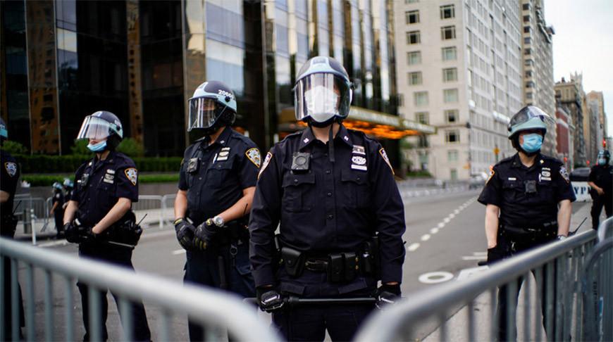 В Вашингтоне во время акции протеста задержан 21 человек