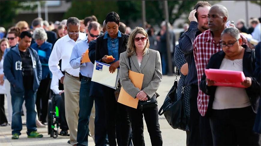 Реальный уровень безработицы в США превышает 26% - американский портал Axios