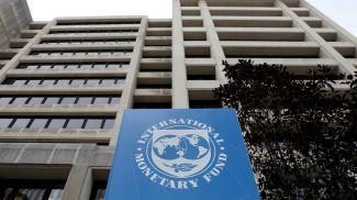 Штаб-квартира МВФ. Фото Reuters
