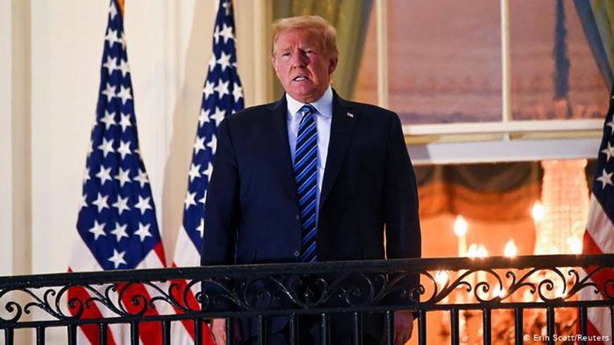 Трамп не планирует вводить жесткие ограничения в случае новой волны COVID-19