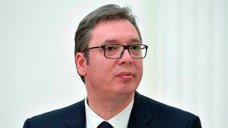 Александр Вучич. Фото ТАСС